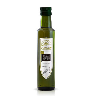 Aceite de oliva virgen extra Faiges