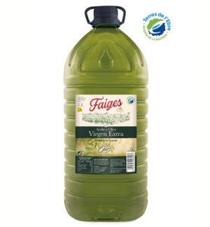 Aceite de oliva virgen extra Faiges reserva de la biosfera
